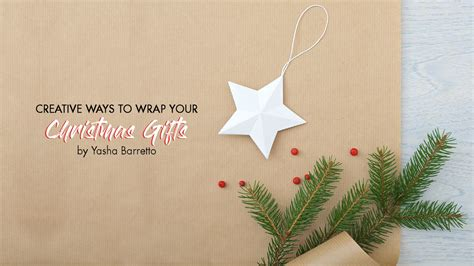 creative ways to wrap christmas gifts 5 creative ways to wrap your presents calyxta