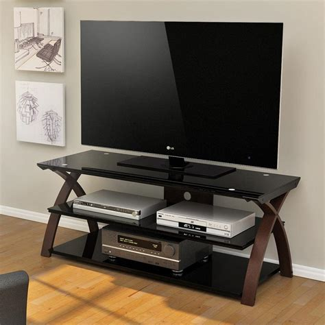 z line willow 55 inch tv stand zl0292 55su - Tv Stands For 55 Inch Tv