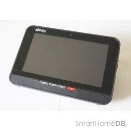 xfinity home security touch screen tca203com specs smart