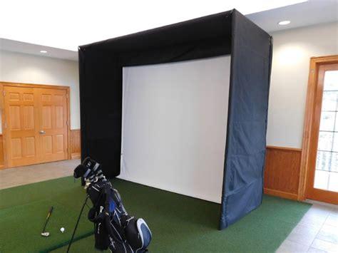 Golf Simulator Ceiling Height by Optishot 2 Golf Simulator Complete System Ebay