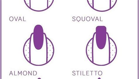 best shape which is the best nail shape for you chikk net