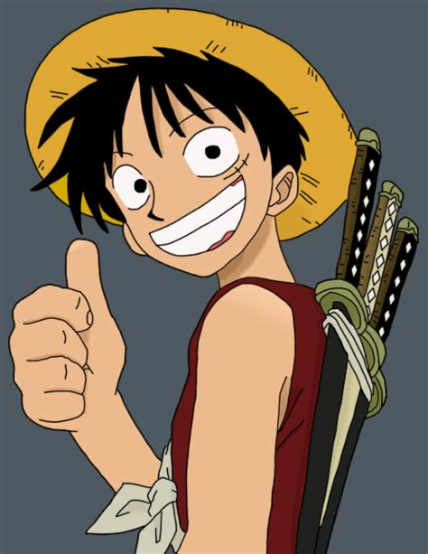 one pirate king luffy