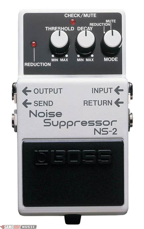 noise suppressor ns2 wanted clickbd
