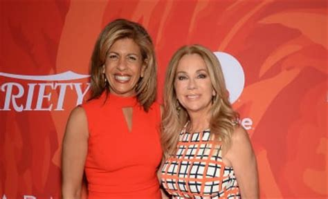 kathie lee gifford and hoda kotb full bush and landing strip hoda kotb the hollywood gossip