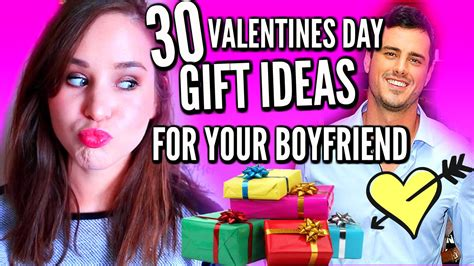 how to your boyfriend on valentines 30 s day gift ideas for your boyfriend