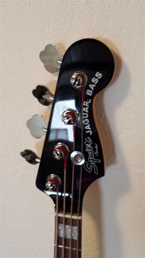 squier bass jaguar vintage modified vintage modified jaguar bass squier audiofanzine
