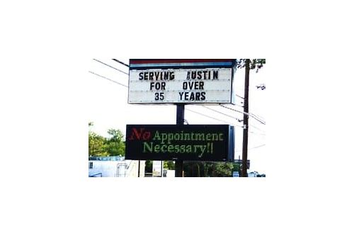 lube pit stop austin coupon