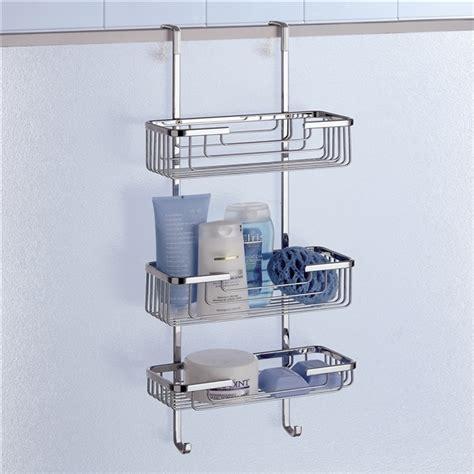 bathroom racks and shelves