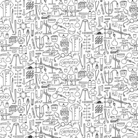 imagenes fondo de pantalla trackid sp 006 qu 237 mica doodle de patrones sin fisuras vector de stock