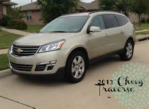road tripin with 2013 chevy traverse my savings