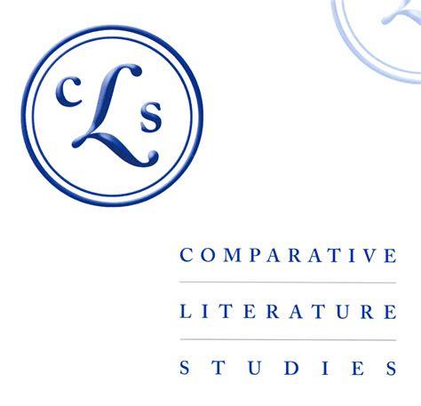 Themes Of Comparative Literature   comparative literature studies comparative literature