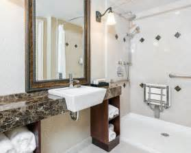 Handicapped Bathroom Design Handicap Accessible Bathroom Designs Houzz