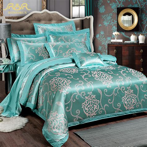 turquoise bedding sets online get cheap turquoise bedding sets queen aliexpress