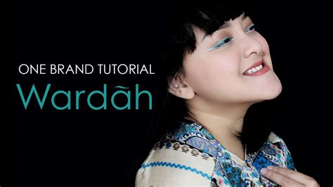 youtube tutorial wardah one brand tutorial wardah sky colordination lizzie