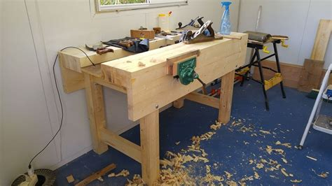 sellers woodworking paul sellers workbench by puremadness lumberjocks