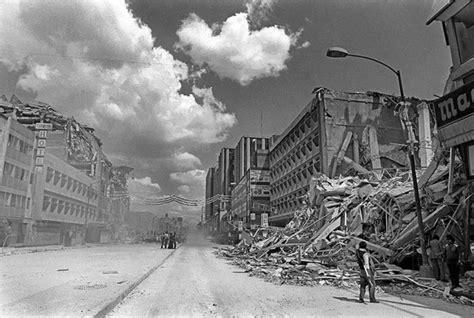 imagenes impresionantes historia los sismos m 225 s impresionantes ocurridos en la historia de