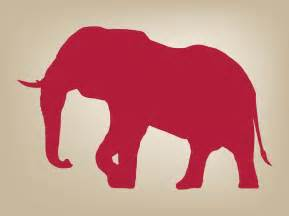 elephant silhouette vector elephant silhouette vector graphics freevector