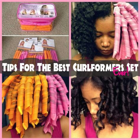 info joyever 7 tips for the best curlformers set ever