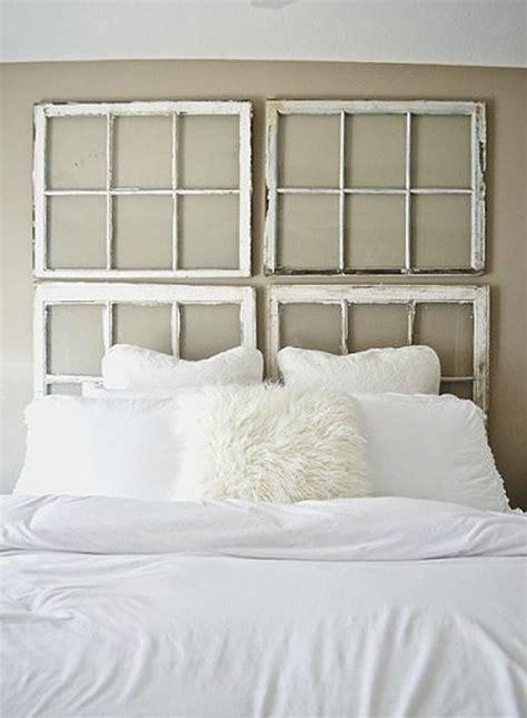 window pane headboard a new headboard by bedtime 12 unusual affordable diy