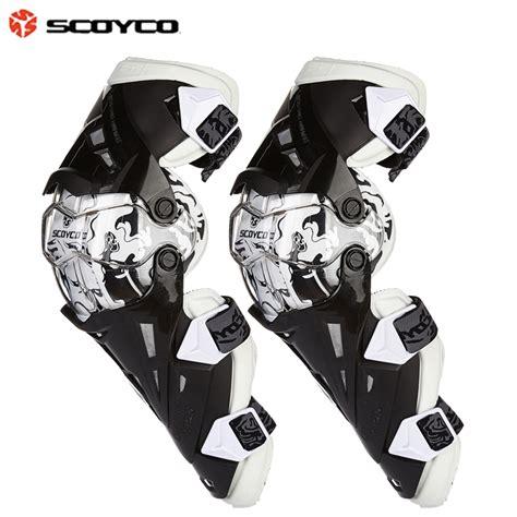 Scoyco Protective Padding Sepatu Motorcross Shift Pad ce approval scoyco k12 motorcycle knee protector motocross racing knee guards mx knee pads in