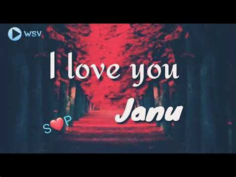 images of love janu love you janu love song whatsapp status video song