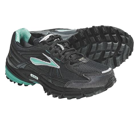 waterproof trail running shoes womens adrenaline asr tex 174 trail running shoes