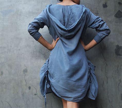 Bluse Mlxl mystical dress blue gray mix silk 4 sizes mlxl and