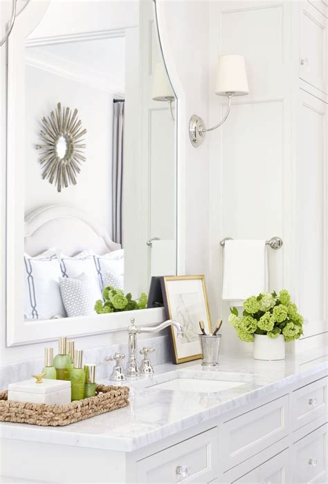 white bathroom decor best 25 bathroom counter decor ideas on
