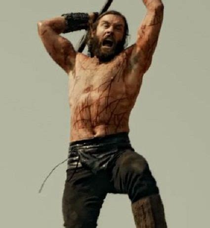 angry rollo clive standen on vikings quot vikings quot season 2 begins thurs feb 27 at 10pm on