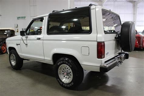 how to work on cars 1988 ford bronco ii parental controls 1988 ford bronco gr auto gallery