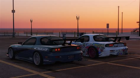 mazda c mazda rx7 c west add on replace livery template