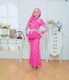 kebaya muslim terbaru 17 model kebaya modern muslim masa kini baju model