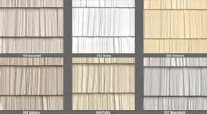 Vinyl Cedar Shake Siding Colors Vinyl Siding Split Shake Like Real Cedar Shake 34 Colors