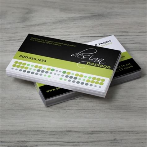Mini Business Card Printing