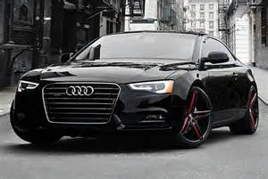 Rims For Audi A5 Black Audi A5 Black Rims