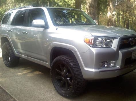 Toyota 4runner Blacked Out Blacked Out Sr5 Wheels Toyota 4runner Forum Largest