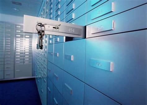 cassette di sicurezza bancarie evasione fiscale contante nelle cassette di sicurezza