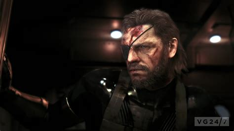 Metal Gear Solid 5 metal gear solid 5 hd escape gdc see them here vg247