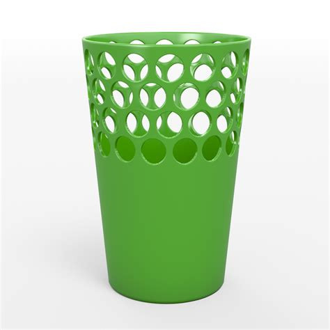 Simple Vase simple vase 3d model max obj fbx cgtrader