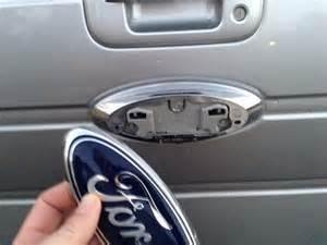 Ford Tailgate Emblem 2011 Ford Tailgate Emblem Autos Post