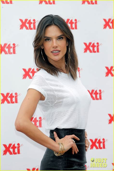 Alessandra Ambrosio Promotes Something Or Another by Sized Photo Of Alessandra Ambrosio Promotes Xti