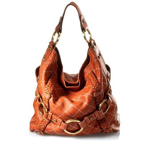 fiore handbags fiore quilted large hobo handbag