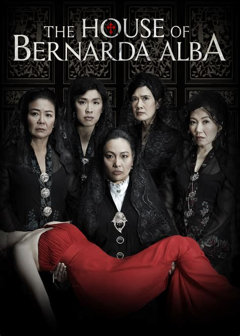 Review The House Of Bernarda Alba In Singapore Lifestyleasia Singapore