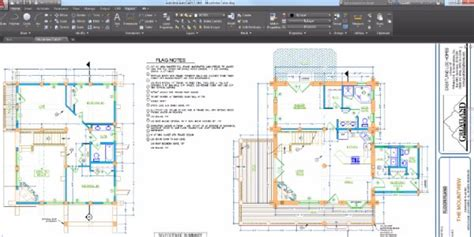 Autocad 2d Drawings Free