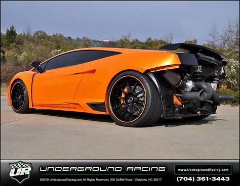 Underground Racing Lamborghini Gallardo 2006 Lamborghini Se Turbo Wide Gallardo