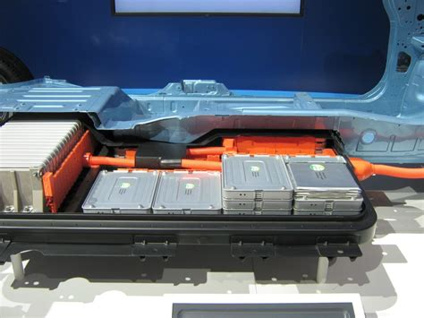 image gallery nissan leaf battery