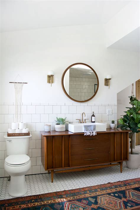 15 Modern Bathroom Vanities For Your Contemporary Home Modern Retro Bathroom