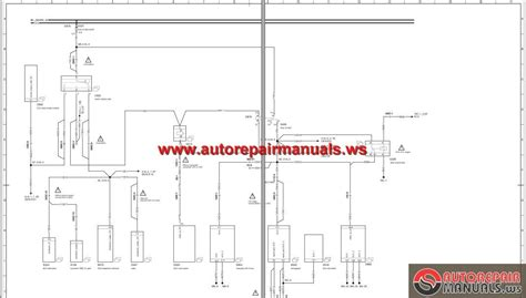 daf xf cf 4 5 electrical wiring diagram auto