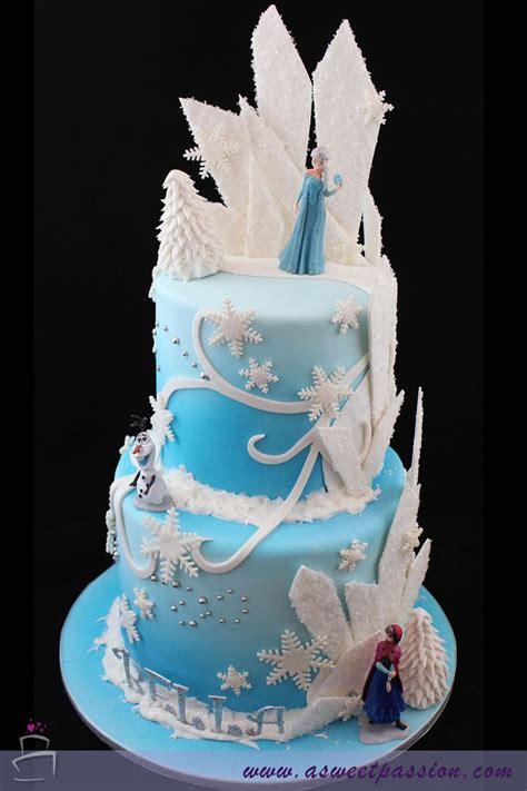 themed birthday cakes alberton frozen birthday cake a sweet passion διάφορες τούρτες