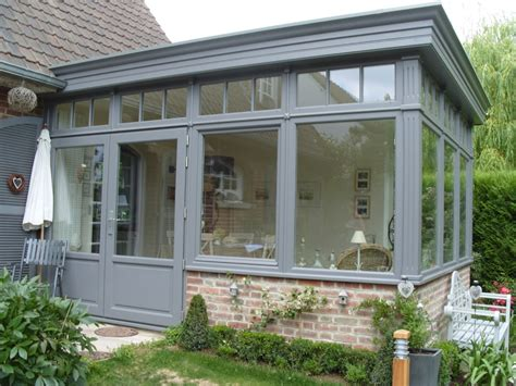 veranda vorbau esapace extensions agrandissement maison nord v 233 randa